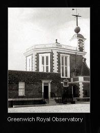 A Greenich Királyi Obszervatórium