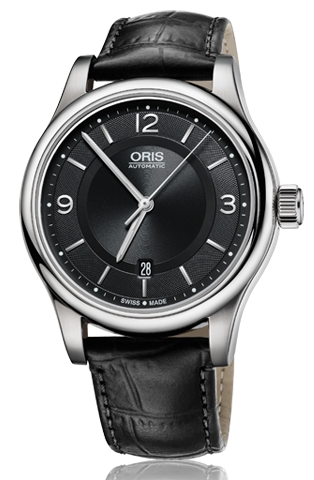 Oris Classic Date férfi karóra eladó | 733 7594 4034-07 5 20 11