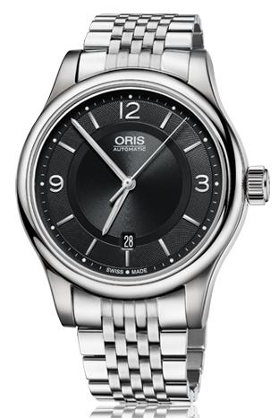 Oris Classic Date férfi karóra eladó | 733 7594 4034-07 8 20 61