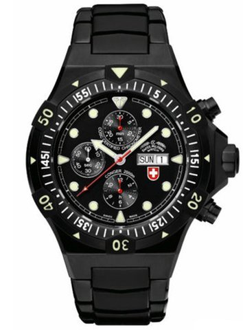 Swiss Military Conger Nero Auto 2556